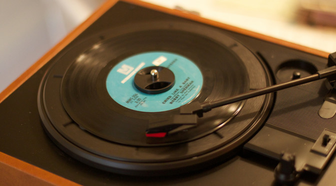 Turntable / Alan Levine / CC BY