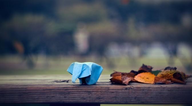PHP éléphant bleu